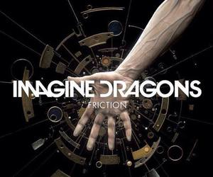 imagine dragons, friction, and music image