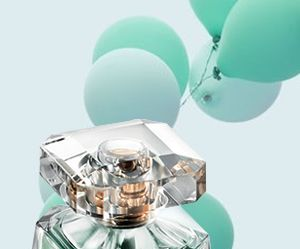 balloons, elie saab, and fragrance image