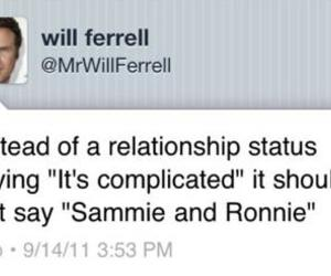 complicated, sammie, and funny image