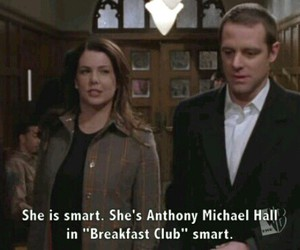 Anthony Michael Hall, Breakfast Club, and funny image