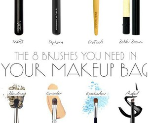 Brushes and make up image