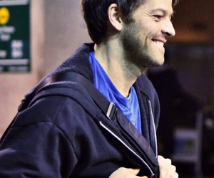 misha, supernatural, and misha collins image