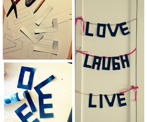 decoration, inspiration, and laugh image