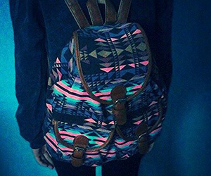 aztec, bag, and pretty image