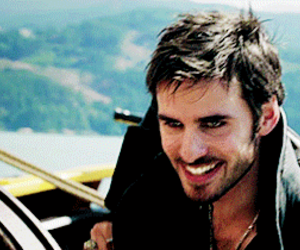 hook, once upon a time, and ouat image