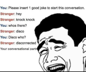 funny and omegle image