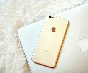 apple, dourado, and ipad image
