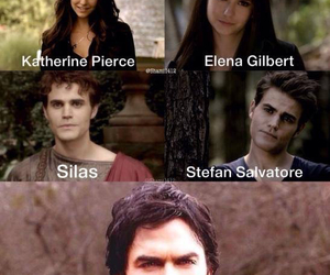 damon salvatore and tvd image