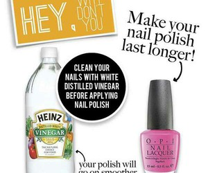 diy, do it yourself, and nail image