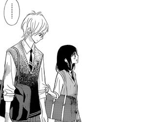 manga, girl, and cute image