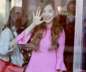 smile, snsd, and tiffany image