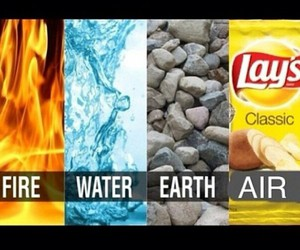 earth, fire, and water image