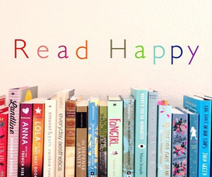 awesome, books, and happy image