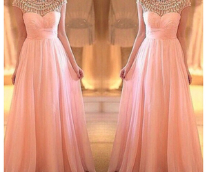 dress, gown, and formal image