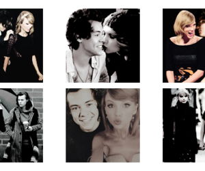 Taylor Swift, harry & taylor, and 1d image