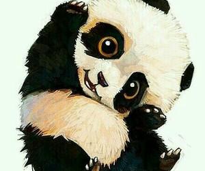 bebe, panda, and bonito image