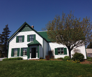 anne of green gables, spring, and green gables image