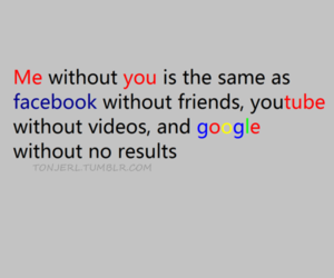facebook, me, and quotes image