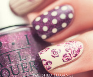 nails, beauty, and cosmetics image