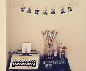 vintage, room, and photo image
