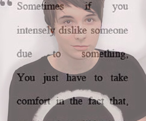circle, quote, and troye sivan image
