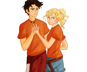 ship, percy jackson, and annabeth chase image