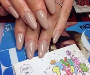 girl, shop, and nail salon image