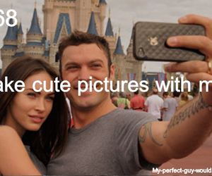 boyfriend, couple, and cute pictures image