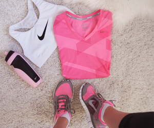 nike, outfits, and sport image
