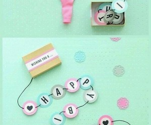 gift, diy, and happy birthday image