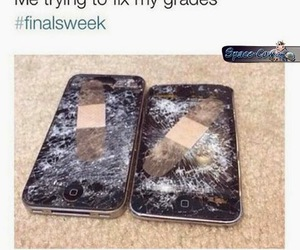 funny, grades, and school image