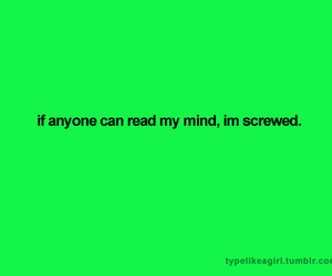 mind and text image