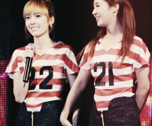 yulsic, jessica, and snsd image