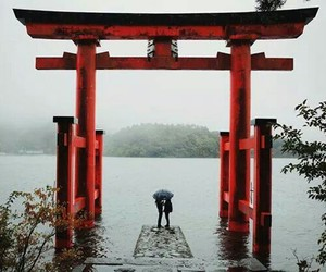 culture, japan, and torii gate image