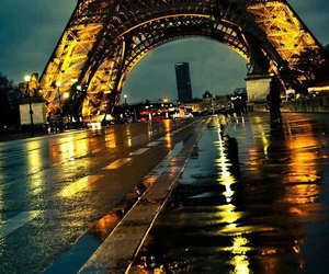 amazing, bright, and eiffel tower image