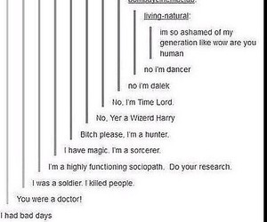 doctor who, funny, and harry potter image
