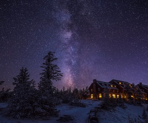 cozy, galaxy, and home image