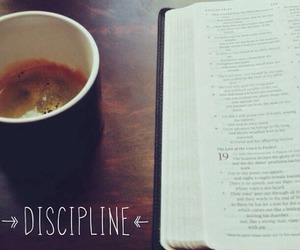 books, discipline, and inspiration image