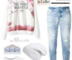 casual, fashion, and H&M image