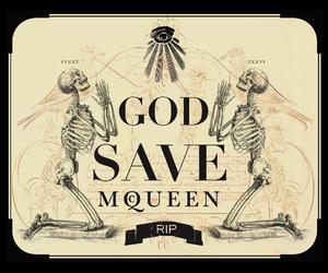 Alexander McQueen and mcqueen image