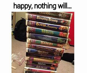 disney, happy, and movies image