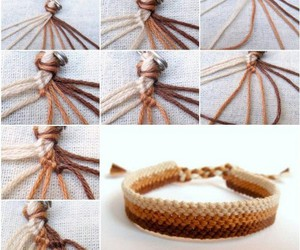 diy, bracelet, and tutorial image