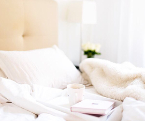 interior, white, and beauty image