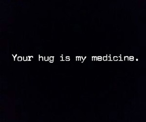 hug, love, and medicine image
