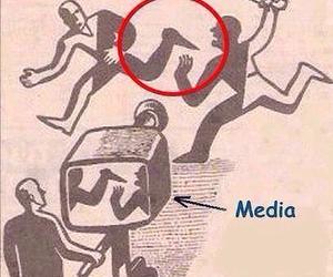 islam, world, and media image