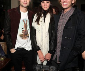 Jamie Campbell Bower and douglas booth image