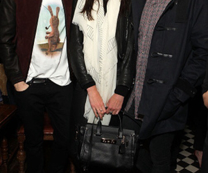 Jamie Campbell Bower, douglas booth, and matilda lowther image