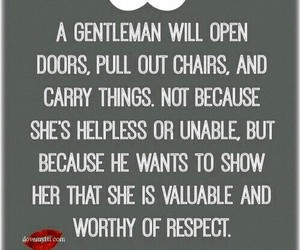 gentleman and quoted image