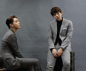 winner, jinwoo, and taehyun image