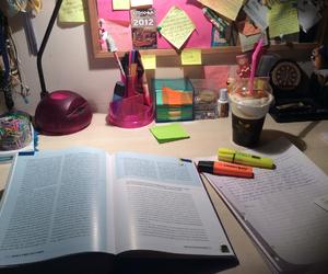 good luck, study, and studying image